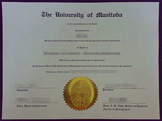 Where is it possible to obtain or buy valid University of Manitoba degree?