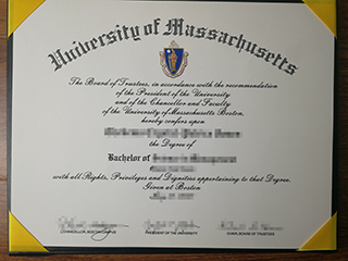 Why people want to get a fake University of Massachusetts degree in USA