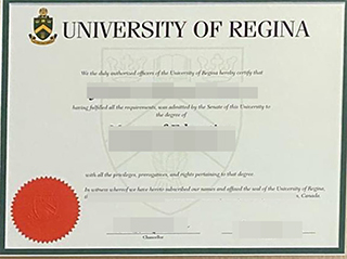 Where to buy a fake University of Regina degree from Canada