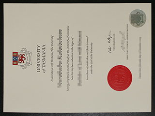 Why not buy a fake University of Tasmania degree, get fake diploma