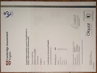 Fake Cambridge Assessment English certificate,buy a CELTA certificate