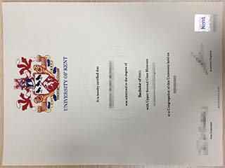 Fake University of Kent degree, how to get a fake diploma for a new job