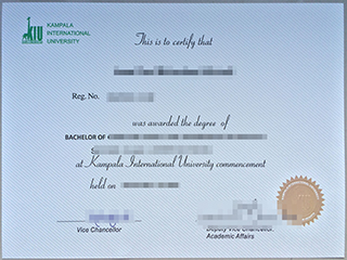 Fake Kampala International University  degree in Uganda for sale here