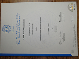 Where to buy a fake QQI Award degree from ICD Business School in Ireland