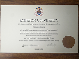 Why a fake Ryerson University degree from Canada can benefit your life
