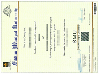 Where to buy a fake Sikkim Manipal University degree from India