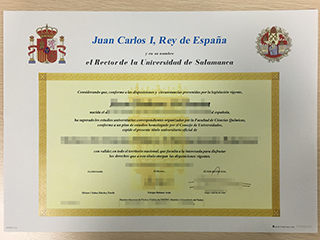 Buy a fake Universidad de Salamanca degree, Fake University of Salamanca diploma in Spain