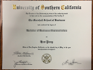 Purchase a fake University of Southern California degree, buy a fake USC diploma from America