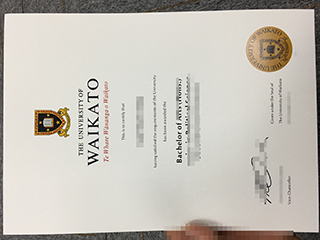 How do you know if a University of Waikato degree is real?