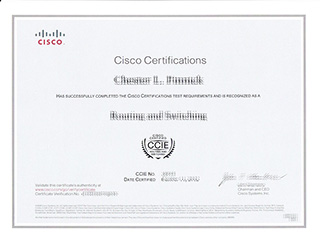 Buy a fake CCIE certificate, Cisco Certified Internetwork Expert certificate