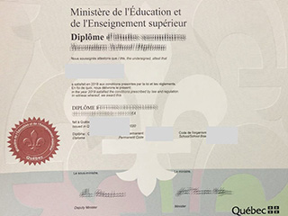 The Quebec Diploma of College Studies diploma, buy a fake DEC diploma in France