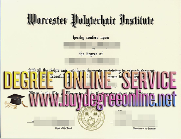 Worcester Polytechnic Institute  diploma