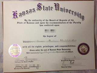 Where to purchase a fake Kansas State University degree in United States