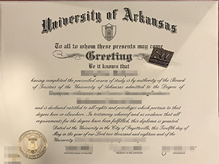 Where to order a fake University of Arkansas diploma, buy UA degree