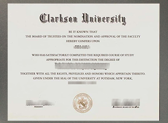 Where to order a fake Clarkson University degree online