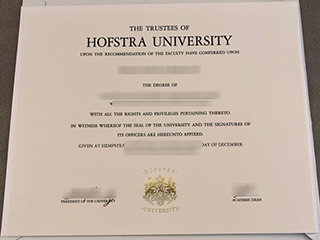 Where to order a fake Hofstra University degree online