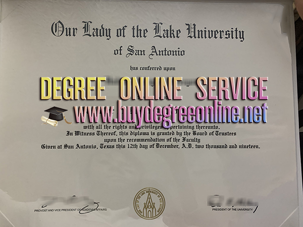 Our Lady of the Lake University degree