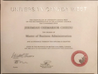 How to get a realistic University Canada West degree, buy UCW diploma