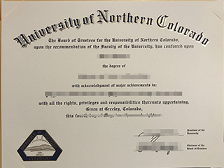 Where tp order a fake University of Northern Colorado diploma, make UNC degree