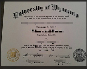 Where can I order a fake University of Wyoming degree, buy UW diploma