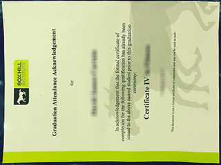Fake Box Hill Institute certificate, buy Box Hill Institute diploma in Australia