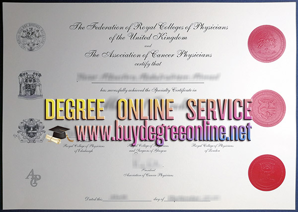 Specialty Certificate