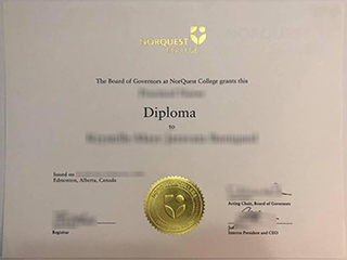 Where to buy a realistic NorQuest College diploma certificate from Canada