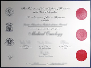 Buy Specialty Certificate in Medical Oncology, obtain FRCPUK certificate in the UK