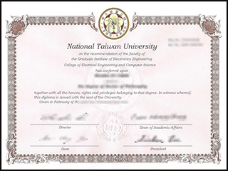 How much to buy a fake National Taiwan University diploma(台灣大學文憑)