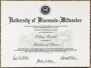 Order UW Milwaukee diploma, buy University of Wisconsin Milwaukee degree