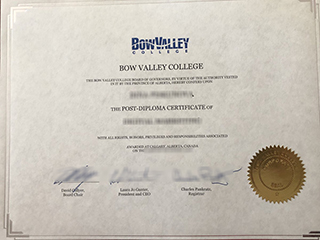 Why people would like to get a fake Bow Valley College diploma online