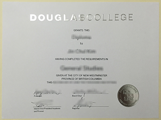 How much to purchase a fake Douglas College degree in Canada