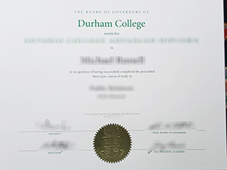 Where to get a fake Durham College degree, obtain Canadian College diploma