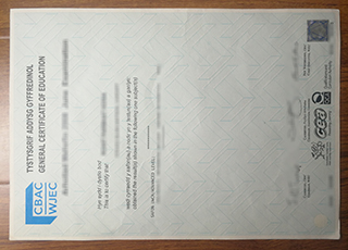 Where to buy a fake WJEC GCE certificate in Wales