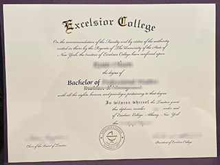 How much to obtain a fake Excelsior College bachelor's degree in the US