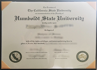 Can I obtain a realistic Humboldt State University degree online?