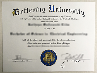 Where to order a realistic Kettering University degree online