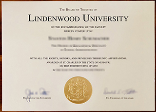 How cost to obtain a fake Lindenwood University degree online