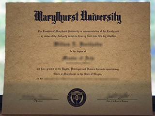 How to get a fake Marylhurst University degree online