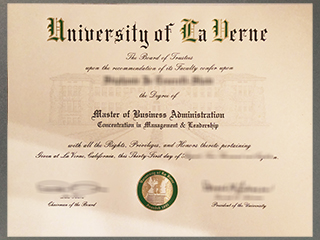 How easy to get a fake University of La Verne diploma online