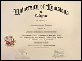 Where to phony a University of Louisiana at Lafayette MBA degree online