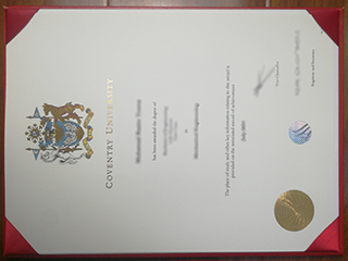How easy to get a fake Coventry University degree certificate online