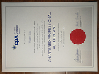 How to buy a fake CPA Ontario certificate in Toronto, Canada