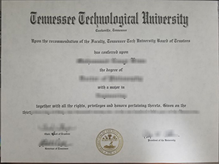 How much to get a phony Tennessee Tech University degree