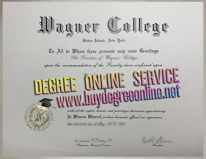 Wagner College degree