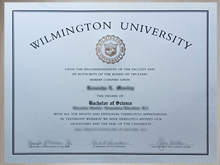 Where to buy a fake Wilmington University degree certificate