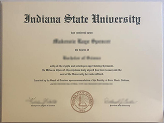 Where to buy a phony Indiana State University degree, get ISU diploma online